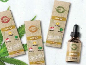 raw organic | cannabis olie